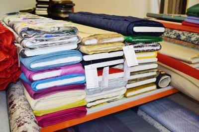 Вкладыш для намотки ткани